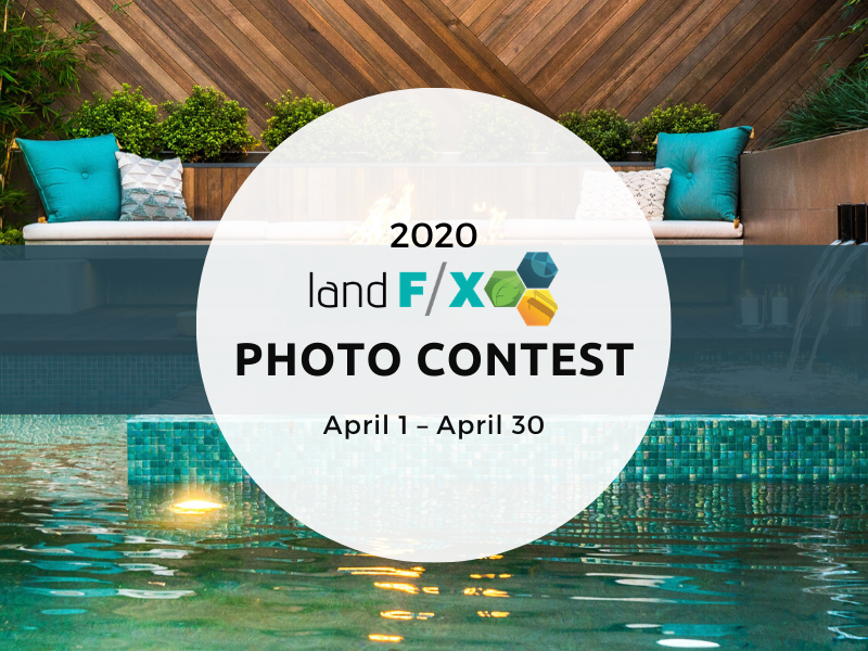 Annual Land F/X Photo Contest through April 30