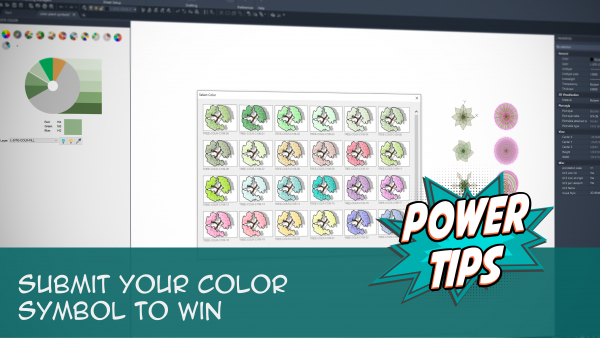 POWER TIP: Submit Your Color Symbol to Win