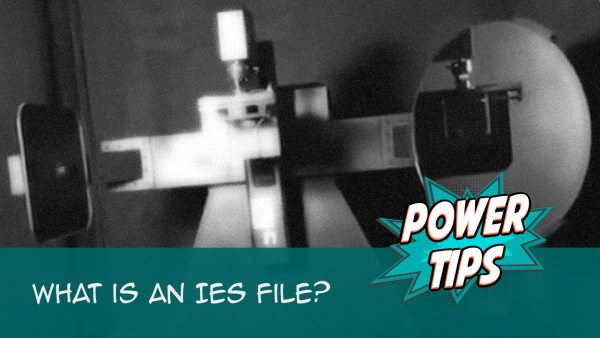 Power Tip-What is an IES File?
