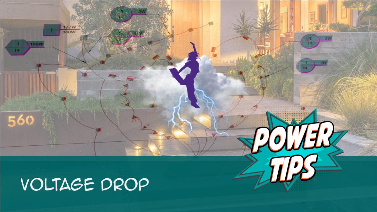 Power Tip: Voltage Drop