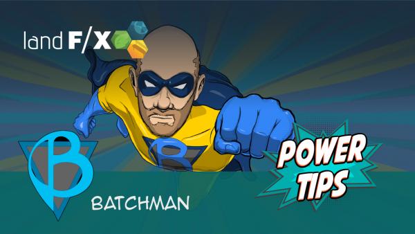 POWER TIP: Batchman