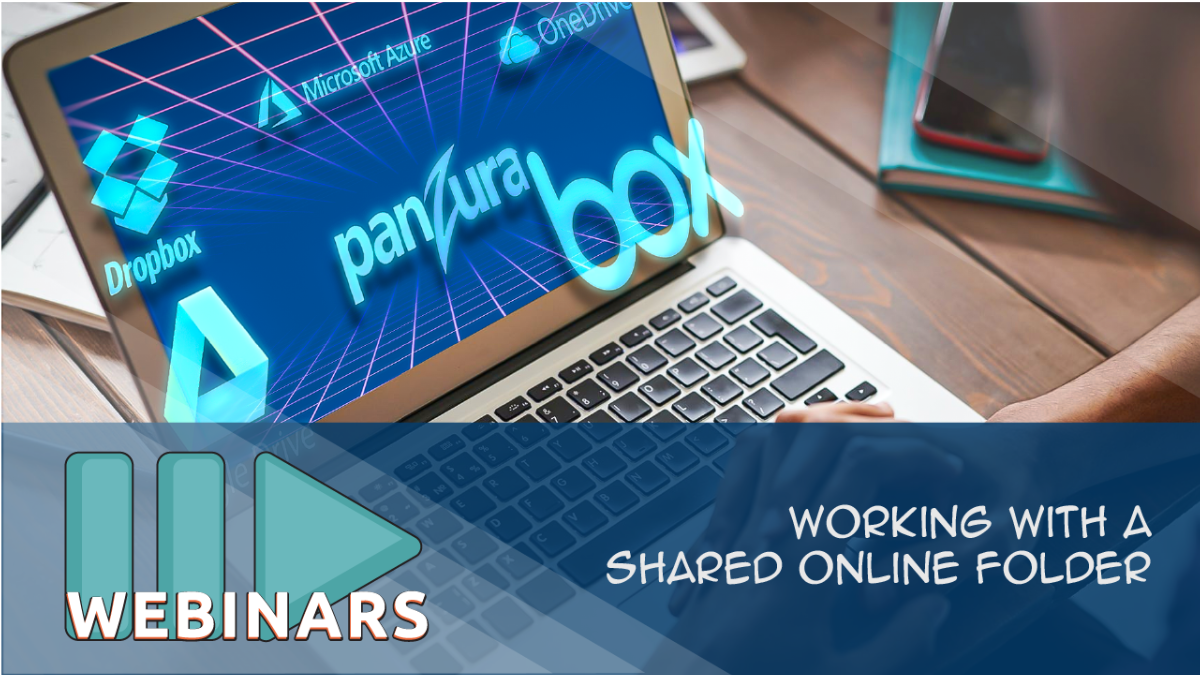 RECORDED WEBINAR: Working with a Shared Online Folder