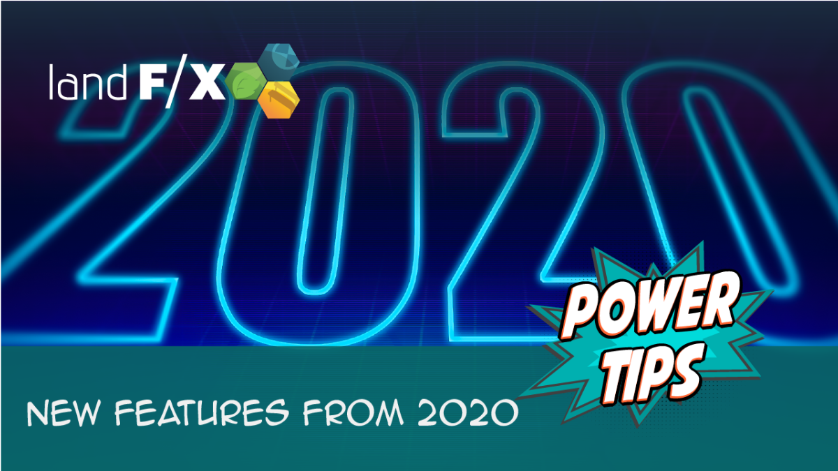 POWER TIP: New Features from 2020