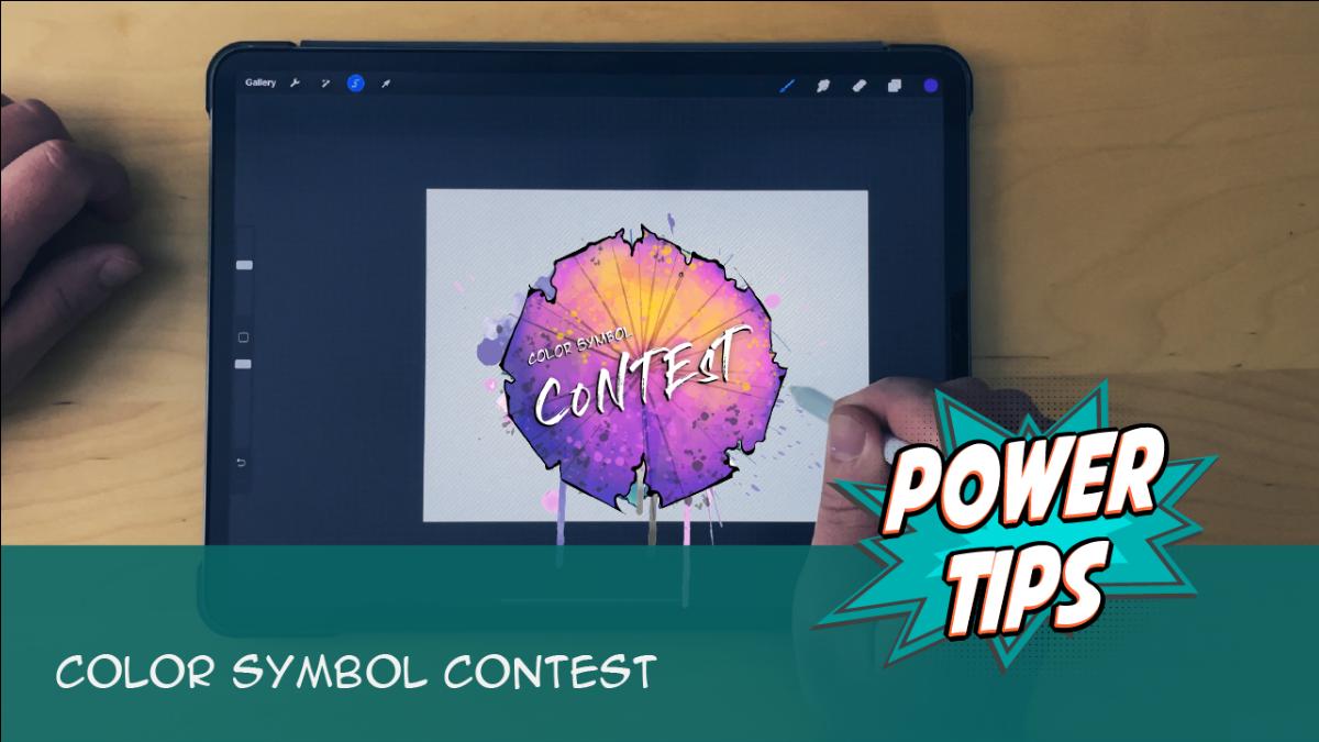 POWER TIP: Color Symbol Contest
