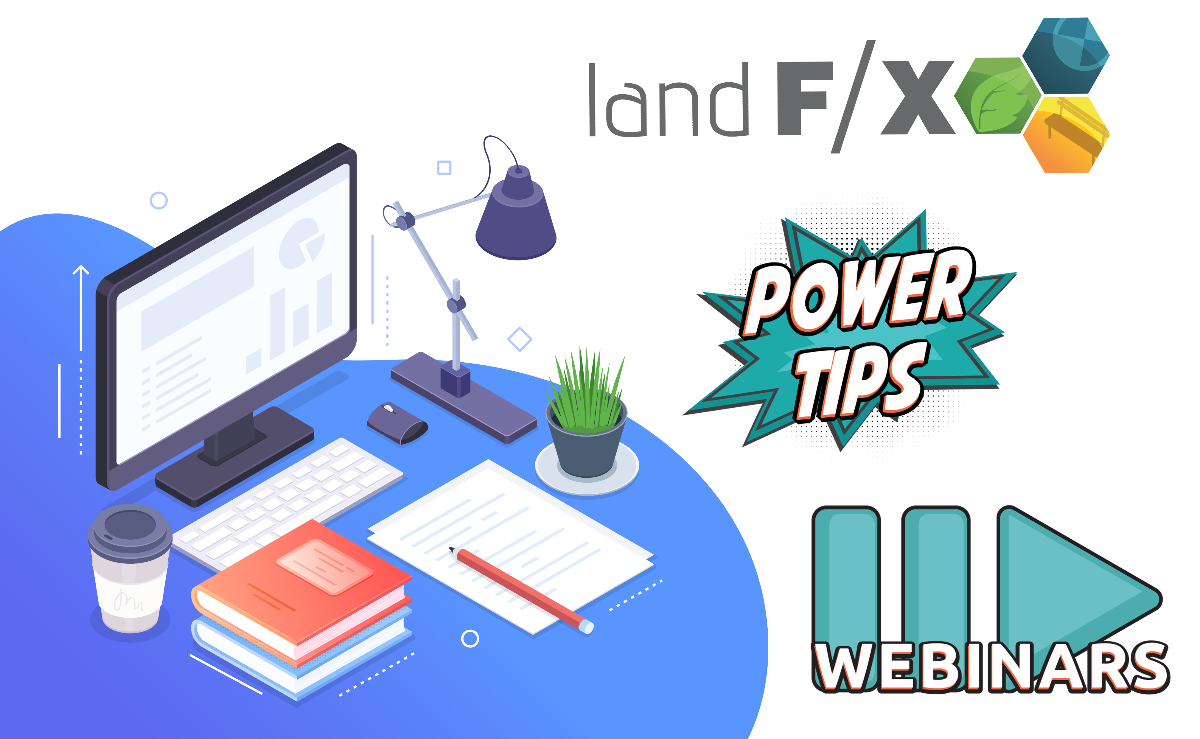LAnd F/X Training Resources Available