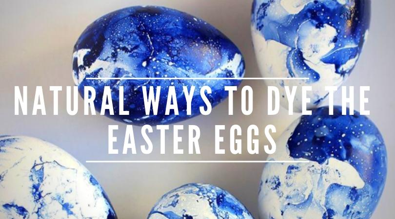 natural ways to dye eggs, natural egg dying ways