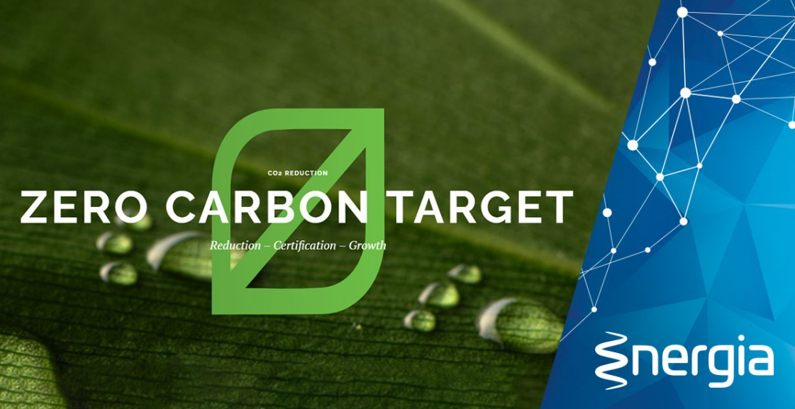 Zero Carbon Target (Reduction - Certification - Growth)
