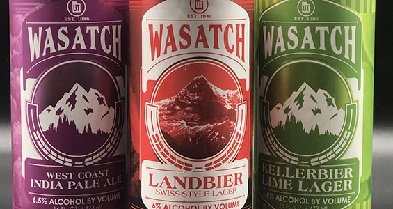 Wasatch Brewery - Kick-Back Series