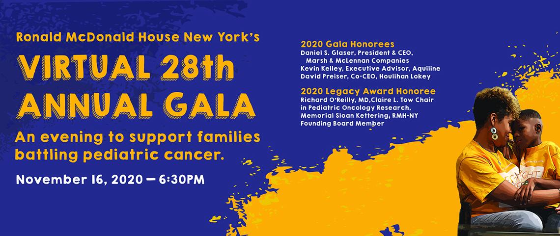 Virtual 28th Annual Gala