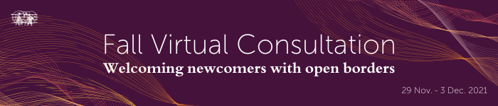 Banner of he Fall Virtual Consultation