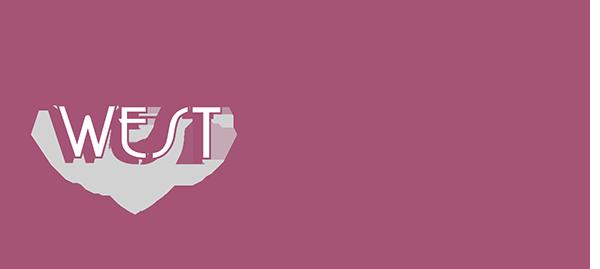 Logo of WEST