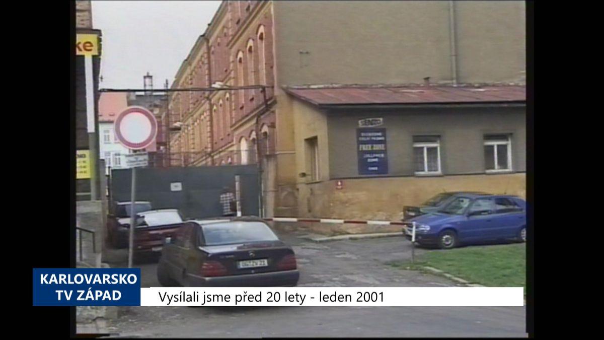 Karlovarský kraj: Archivní zprávy 02. týdne 2021 (TV Západ)