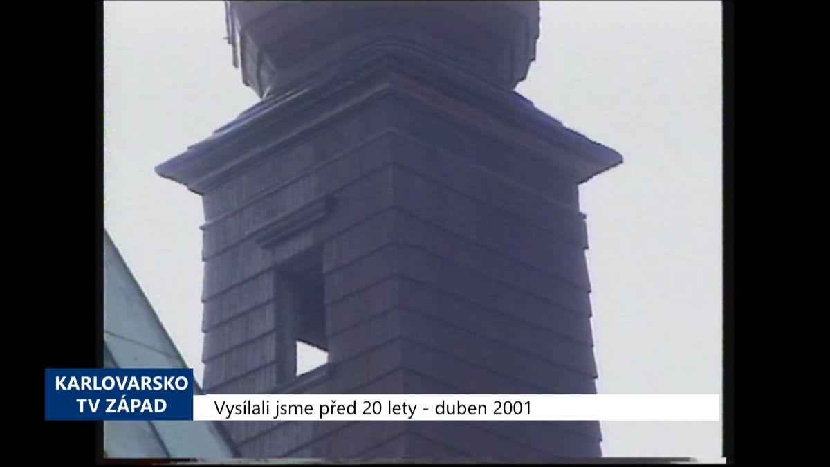 Karlovarský kraj: Archivní zprávy 14. týdne 2021 (TV Západ)