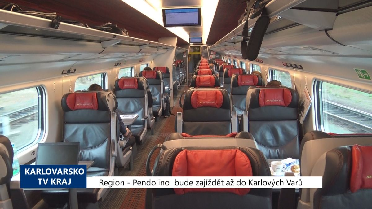 Karlovarský kraj: Víkendové zprávy 36. týdne 2020 (TV Západ)