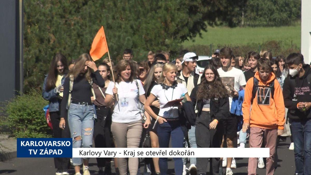 Karlovarský kraj: Zprávy 38. týdne 2021 (TV Západ)