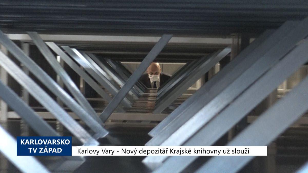 Karlovarský kraj: Zprávy 37. týdne 2021 (TV Západ)