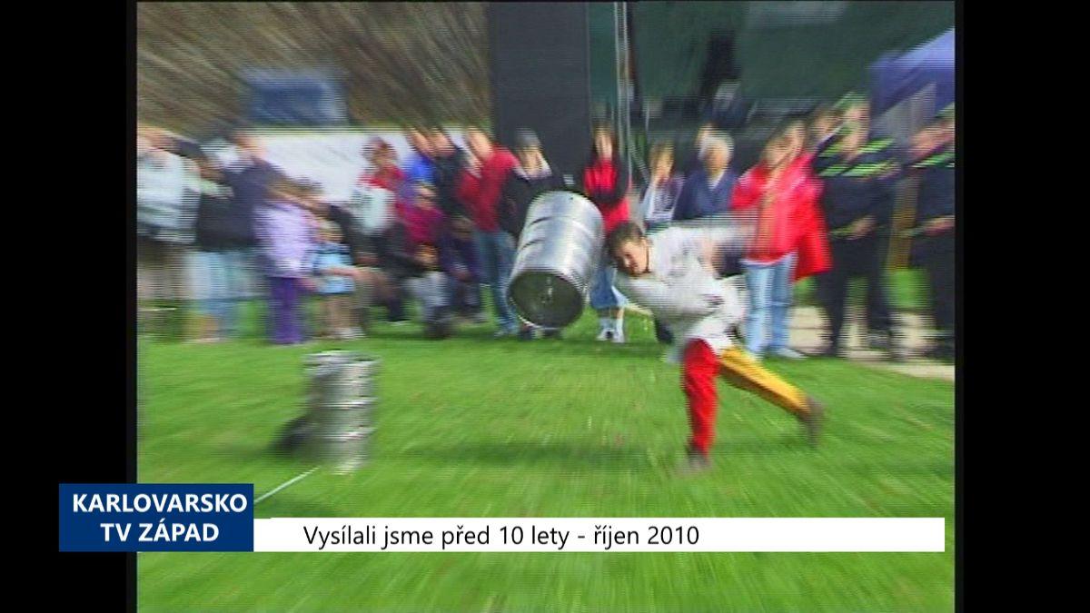 Karlovarský kraj: Archivní zprávy 41. týdne 2020 (TV Západ)