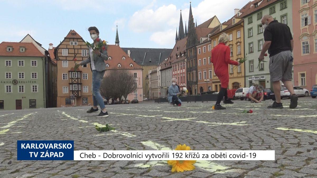 Karlovarský kraj: Zprávy 15. týdne 2021 (TV Západ)