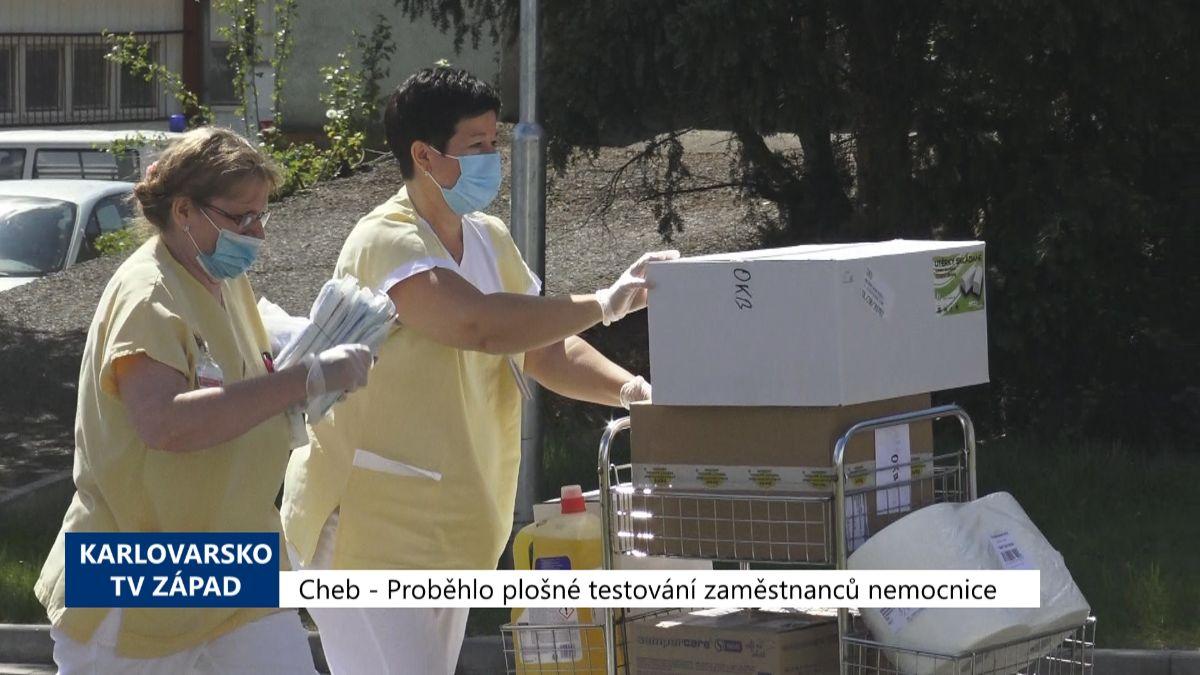 Karlovarský kraj: Zprávy 20. týdne 2020 (TV Západ)