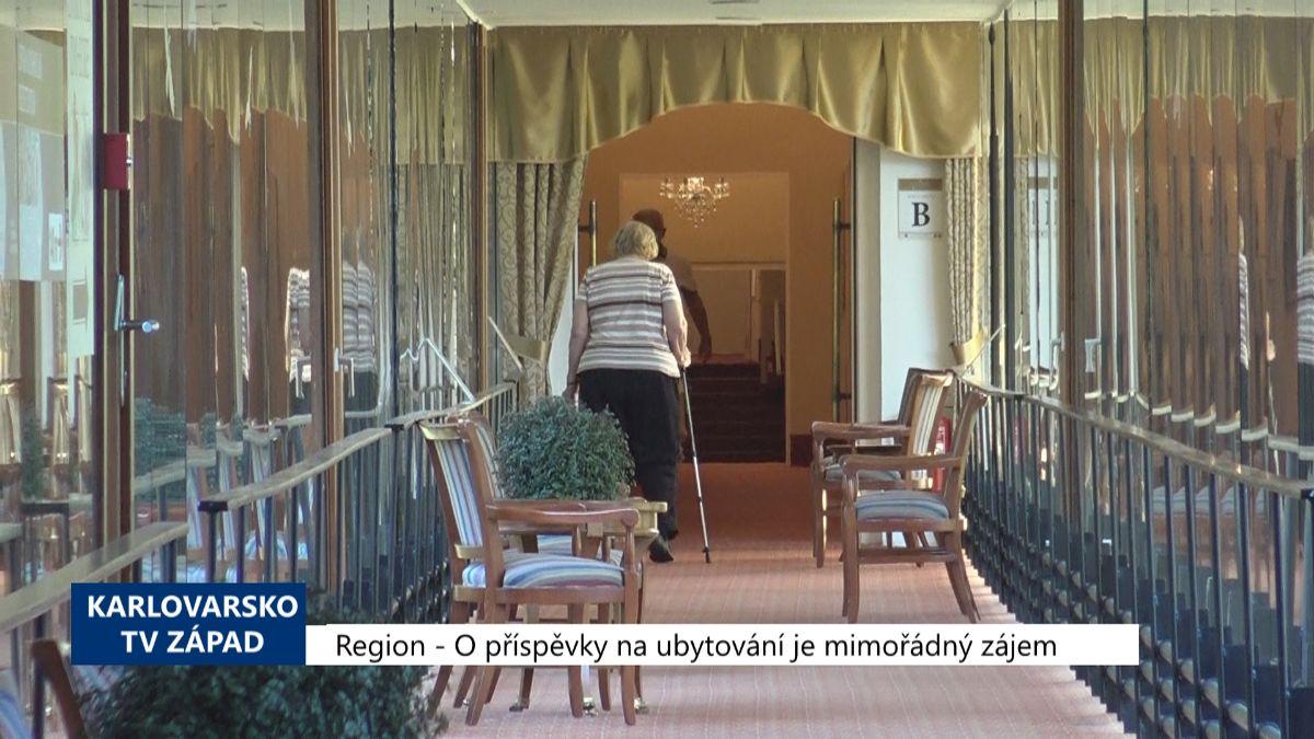 Karlovarský kraj: Zprávy 35. týdne 2021 (TV Západ)