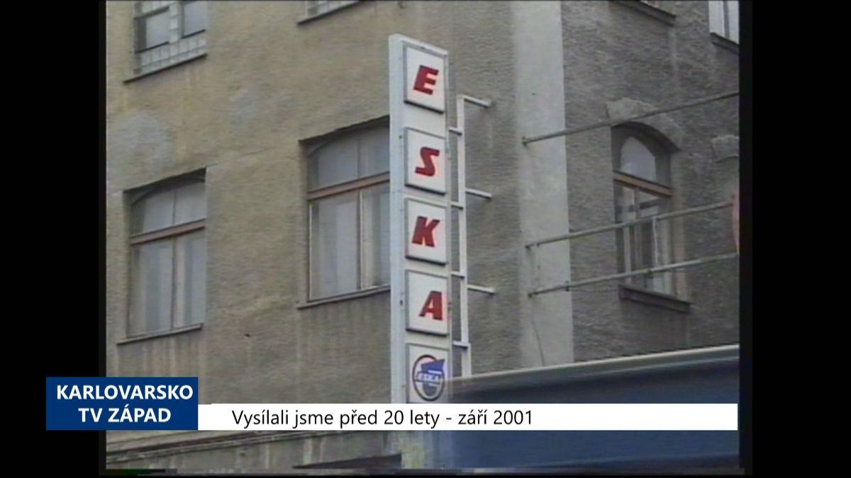 Karlovarský kraj: Archivní zprávy 37. týdne 2021 (TV Západ)