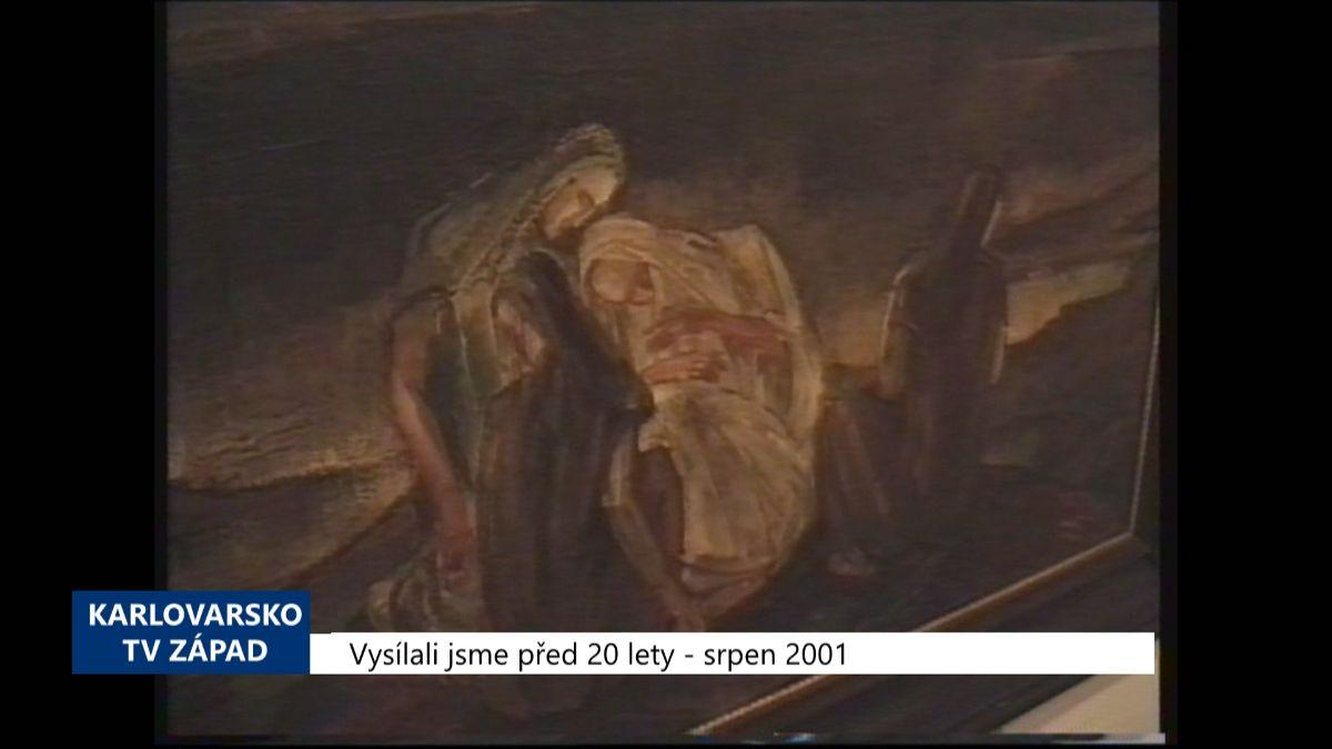 Karlovarský kraj: Archivní zprávy 34. týdne 2021 (TV Západ)