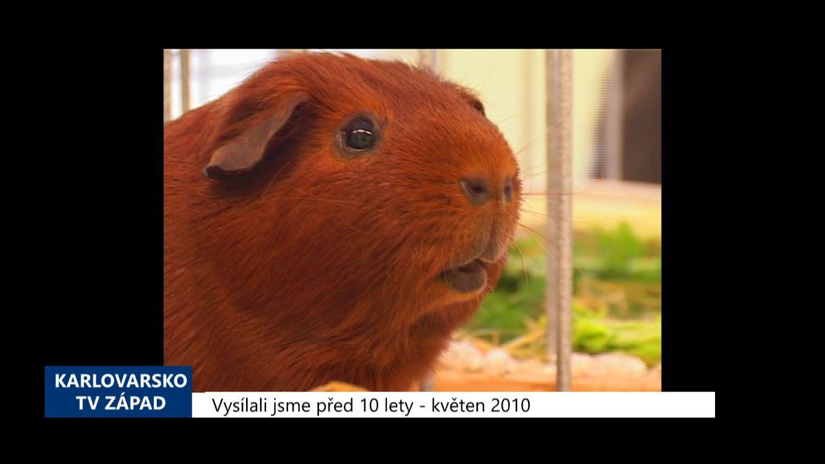 Karlovarský kraj: Archivní zprávy 19. týdne 2020 (TV Západ)