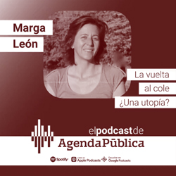 Podcast Margarita León Agenda pública