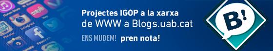 Ens mudem a la xarxa a Blogs.uab.cat