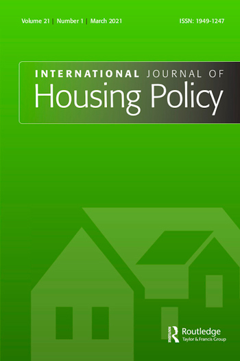 Public cooperative policy mechanisms for housing commons