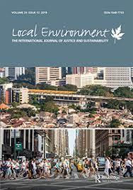 Local Environment Journal