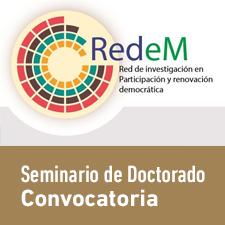 Convocatoria Seminario Doctorado Participación