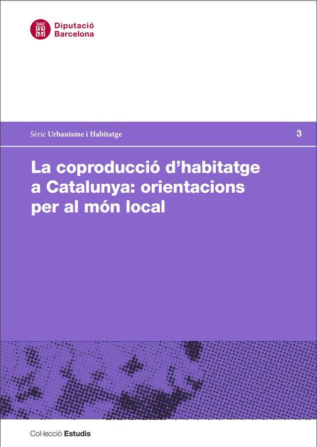 Coproducció d'habitatge a Catalunya