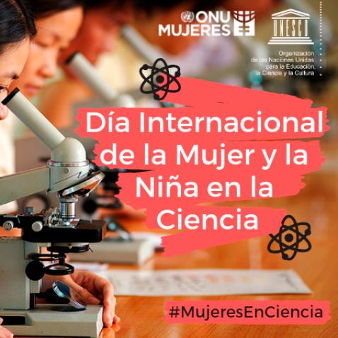 Dia Internacional de la dona i la nena a la ciencia