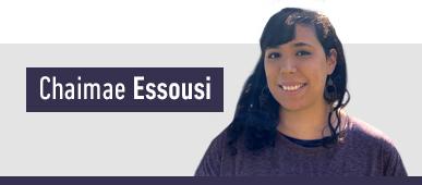 Chaimae Essousi