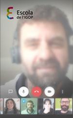 Reunió Virtual Escola de l'IGOP