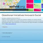 Qüestionari Innovació Social