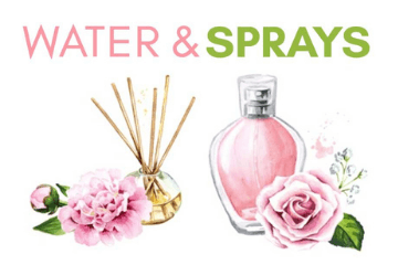 Magic Water and Sprays