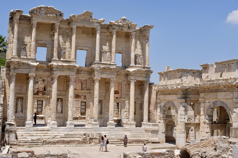 Ephesus, Celsus Library