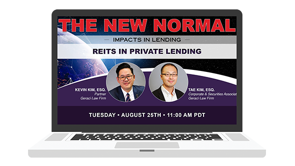 REITs in Private Lending