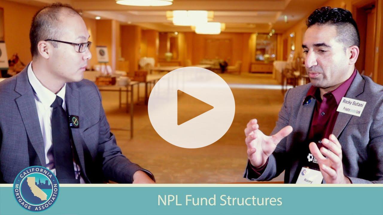 NPL Fund Structures