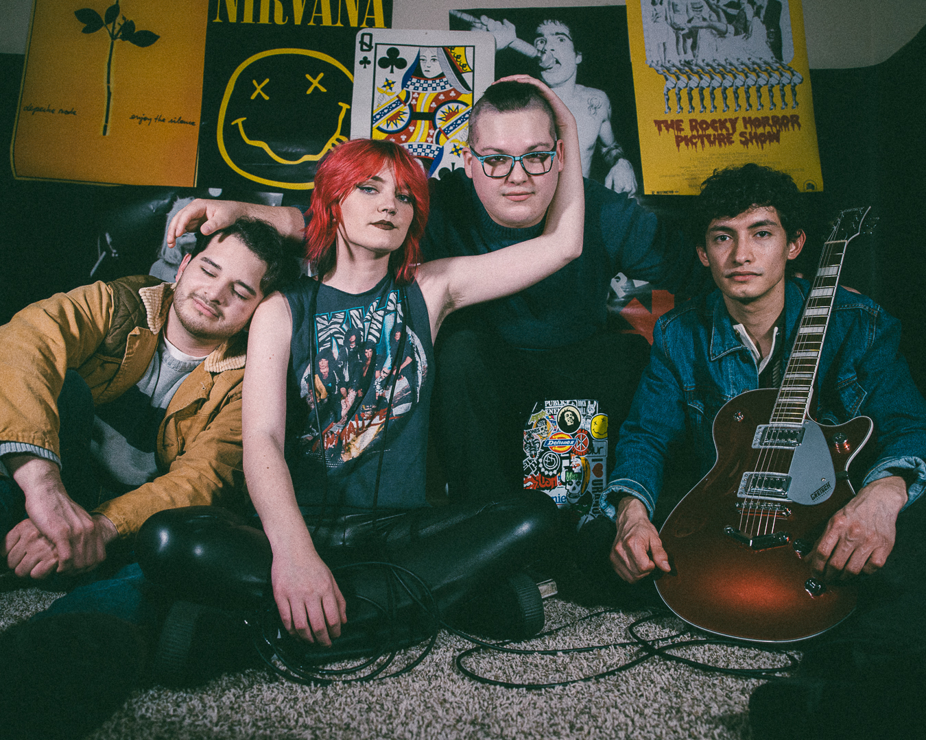 Velvet Skyline Announce Upcoming Single 'Circles' And LP 'What We Have In Common'