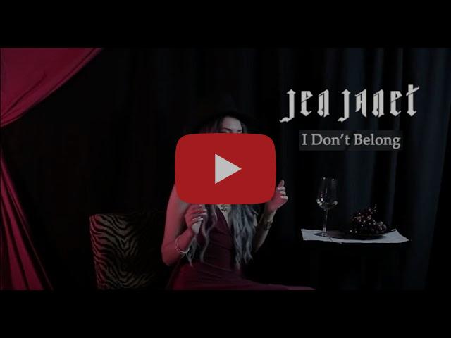 Jen Janet Releases New Single 'I Don't Belong'
