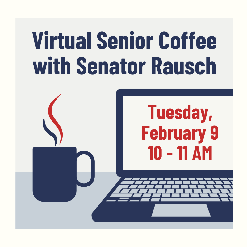 Sign up for the February 9th Senior Coffee here.