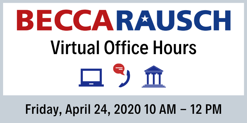 My next Virtual Office Hours will be next Friday, April 24 from 10 am - 12 pm.  Sign up for a 15-minute appointment here
