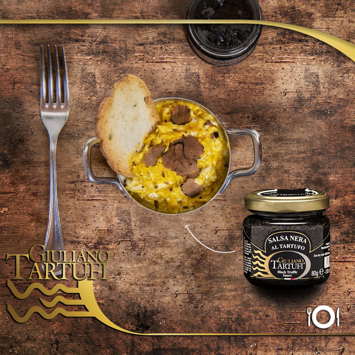 omelet-met-truffelsaus