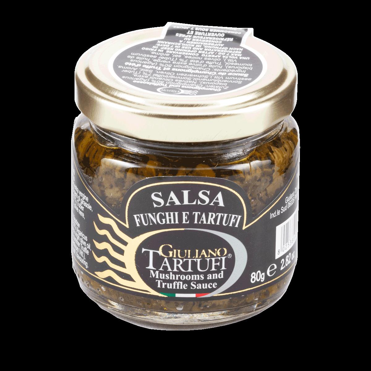 salsa-paddenstoel-truffel