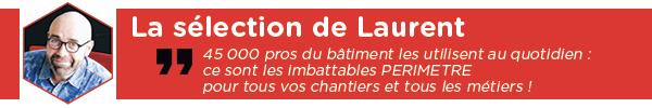 La sélection de Laurent