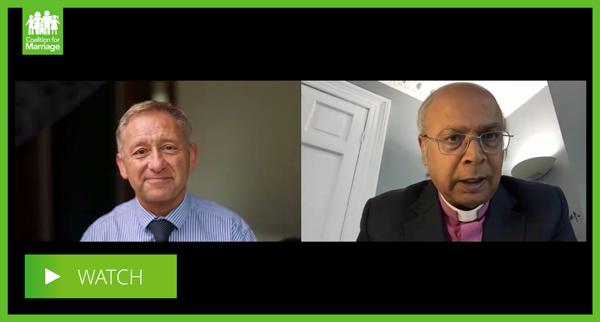 WATCH: Interview with Bishop Michael Nazir-Ali