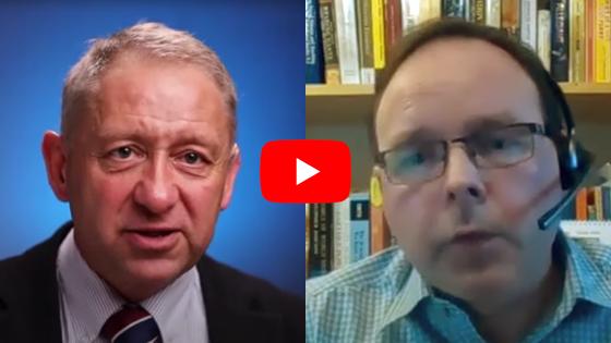 Watch: John Deighan interview